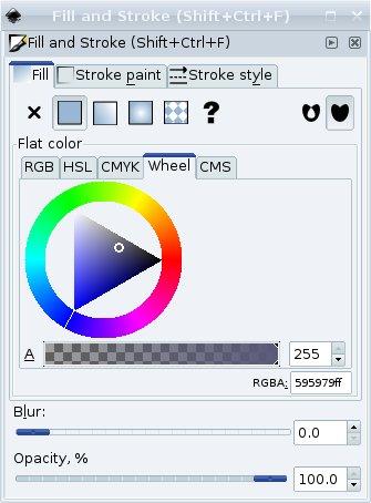 Inkscape Colors